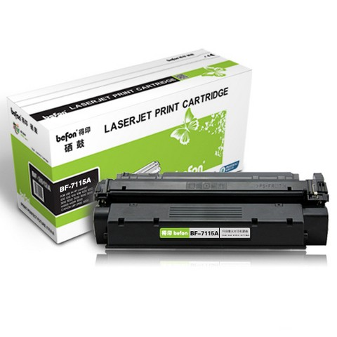 得印 C7115A硒鼓(适用HP LaserJet 1000/1005/1200/1220 Printer Series ;HP LaserJet 3300/3310/3320/3330/3380 Series;Canon LBP-1210)